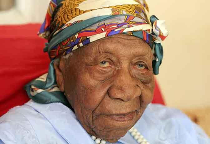 दुनिया की सबसे उम्रदराज, मिलें जमैका की 117 साल की महिला से