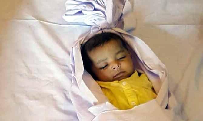 इंडिया में हार्ट सर्जरी कराने वाले पाकिस्तानी बच्चे की डिहायड्रेशन से हुई मौत