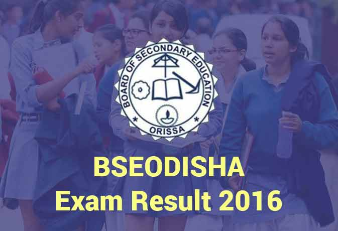 Check CHSE Odisha Arts and Commerce 12th Results 2016 declared