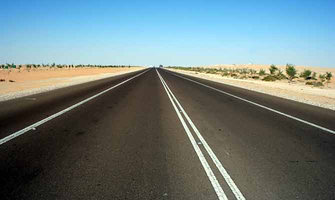 interesting news,road surface marking,viral news in hindi,traffic rules,lines on roads,yellow lines on roads,roads,highways,how to drive on highway,national news,utility news