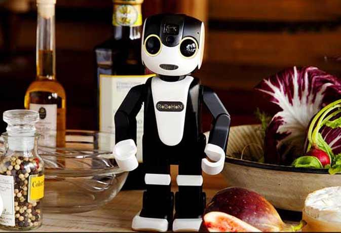 जापान बेच रहा है पॉकेट साइज रोबोट, काम करेगा मोबाइल जैसा