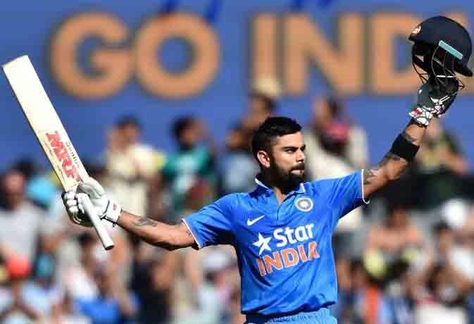 IndVsAus : सबसे ज्यादा रन बनाने वाले 5 बल्लेबाज