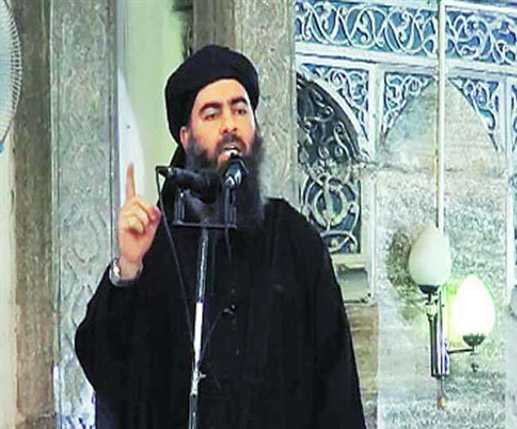 IS Head Baghdadi under arrest