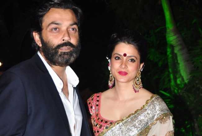 Bobby Deol and Tanya Deol Intresting Love Story