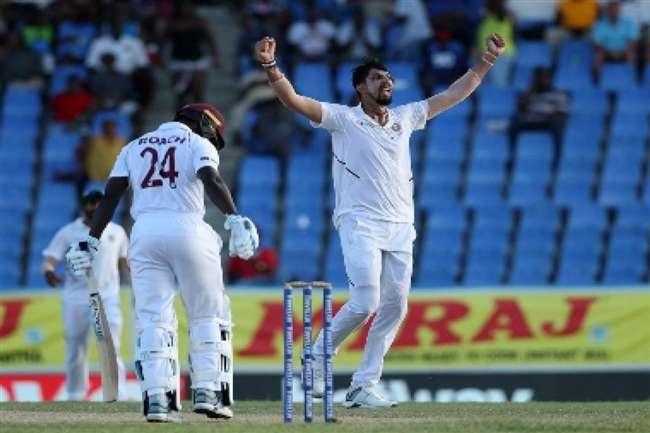 Ind vs WI: ईशांत शर्मा विदेशी धरती पर भारत के सबसे सफल तेज गेंदबाज बने, कपिल देव को छोड़ा पीछे
