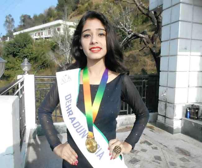 टिहरी की निकिता राणा ने मिस एशिया अवार्ड के टॉप टेन में बनाई जगह