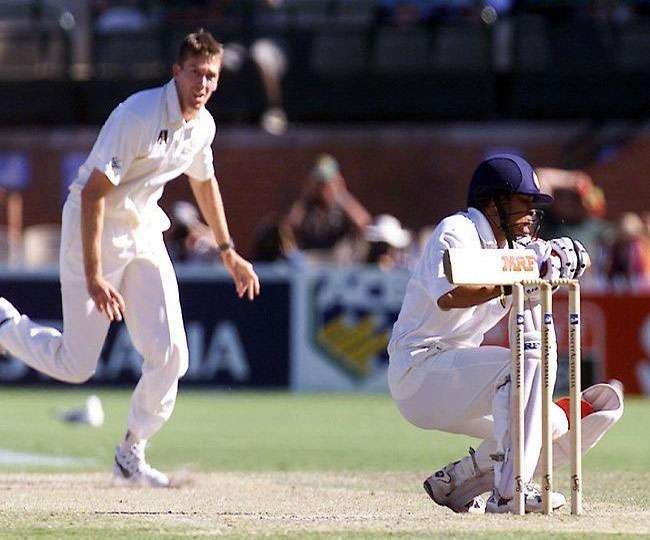 Image result for sachin tendulkar glenn mcgrath