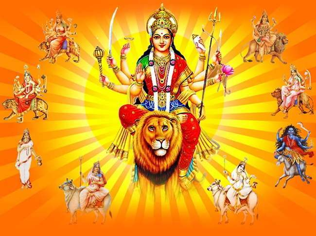 Image result for chaitra navratri