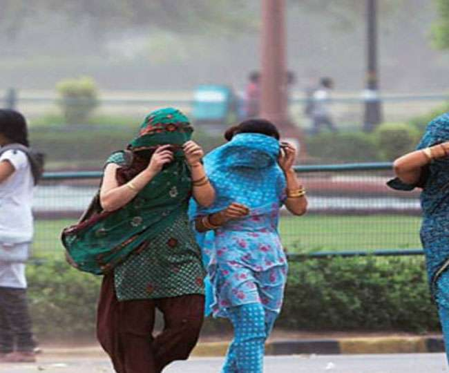 Weather alert for today in Delhi and NCR Common Man Issues