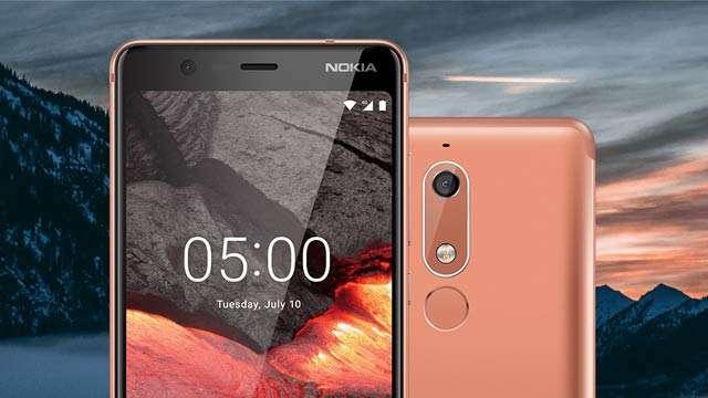 Nokia 5.1 और Nokia 3.1 Plus को भारत में मिला एंड्रॉइड सिक्योरिटी अपडेट