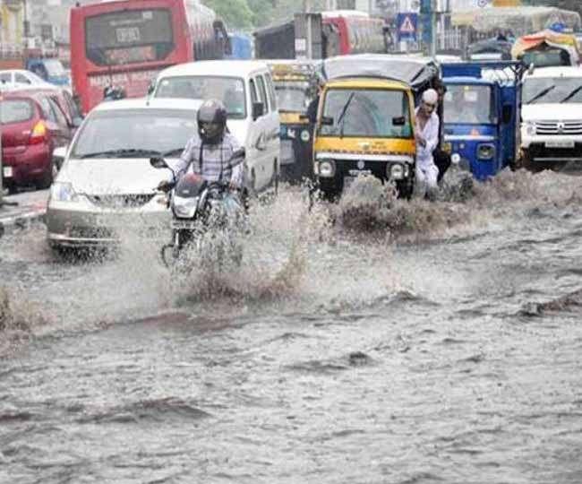 पूरे देश में इस हफ्ते भारी बारिश का अनुमान,17 दिन पहले सक्रिय हुआ मानसून