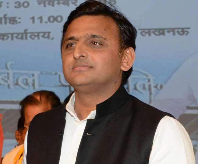 यूपी निकाय चुनाव ईवीएम में गड़बड़ी कर जीती भाजपा : अखिलेश