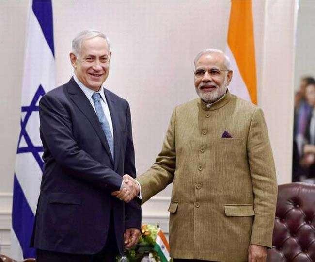 इजरायली पीएम नेतन्याहू के आगमन की तैयारियां शुरू, अहम समझौतों पर लगेगी मुहर