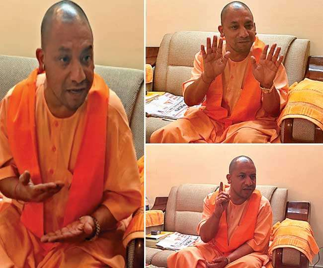 Interview with UP Chief Minister Yogi Adityanath