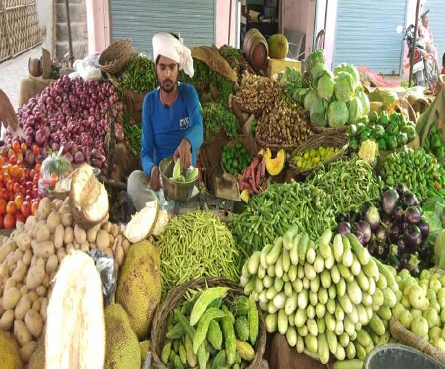Price hike of vegetables in summers