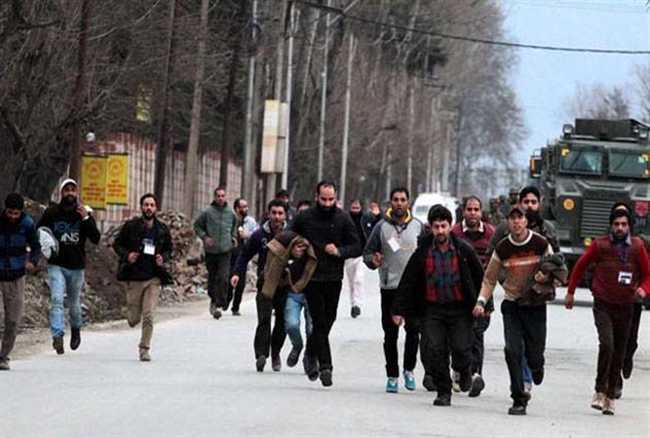 Image result for श्रीनगर में लगाए गए राष्ट्र विरोधी नारे