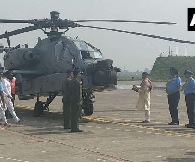 Apache Helicopter is worlds most dangerous war chopper Know its speciality  Jagran Special