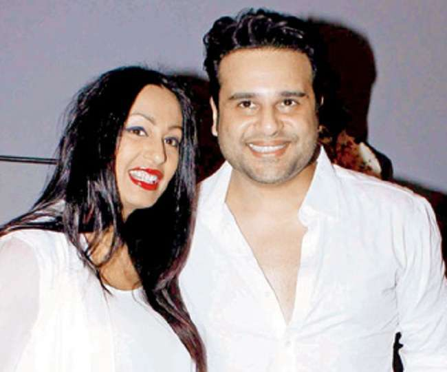 Krushna Abhishek Wife kashmira Shah Reveal Why She Does Not Go On The Kapil  Sharma Show