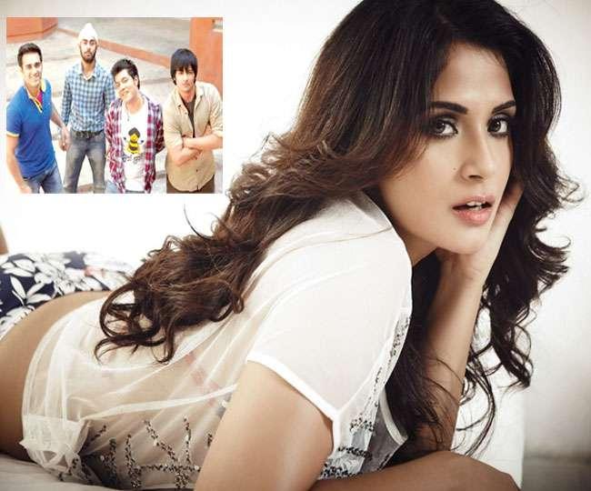 Image result for रिचा चड्ढा अपनी इस फिल्म को लेकर चल रही चर्चाओं में जाने