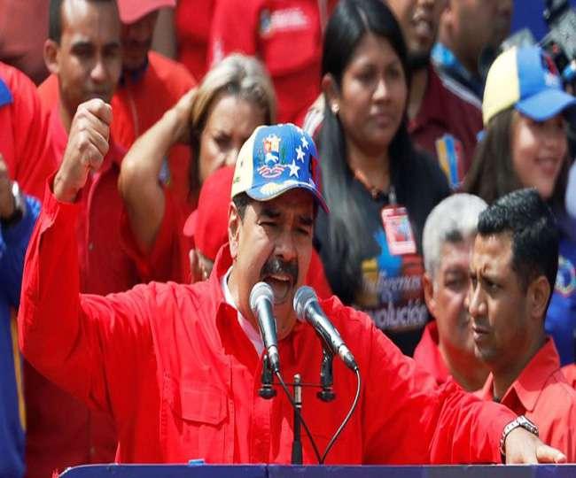 वेनेजुएला: ड्रैगन को मनाने के लिए चीन पहुंचे गुएडो, चुनाव न कराने पर अडिग हुए मादुरो