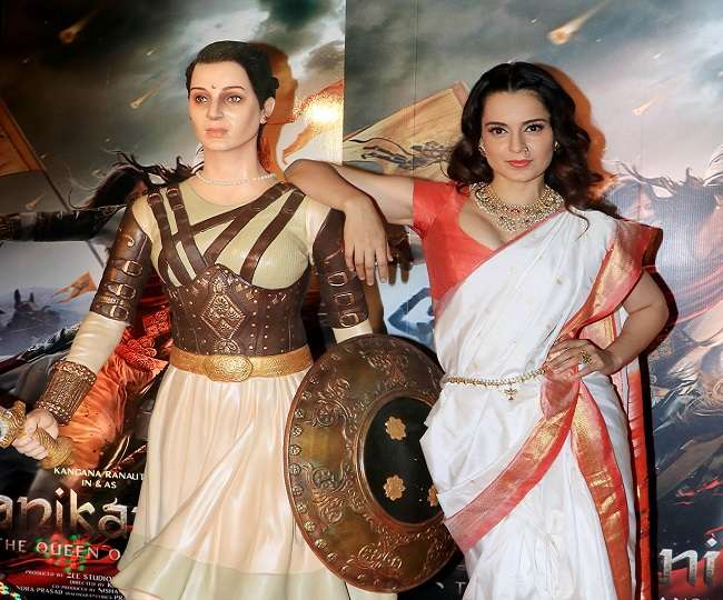 Image result for kangana ranaut success party of Manikarnika