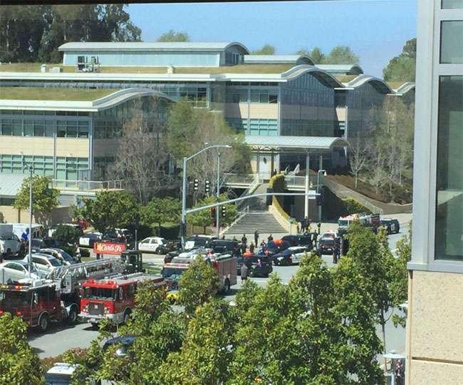 Image result for कैलिफोर्निया में यूट्यूब मुख्यालय में अज्ञात महिला ने की गोलीबारी