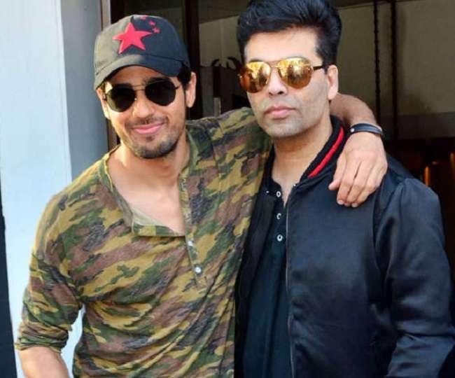 Karan Johar Confirms Sidharth Malhotra Play Role Of Vikram Batra in Film  Sher Shah