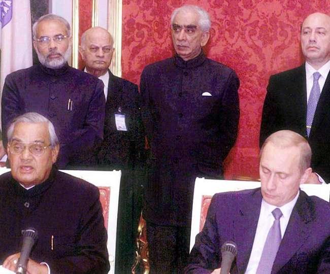 2001 में रूस की यात्रा को याद करते हुए PM मोदी ने पुतिन की तारीफ में कही यह बात, शेयर की फोटो
