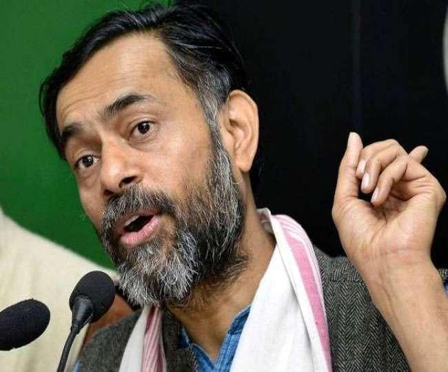 योगेंद्र यादव,बोलेBJPको उत्तर प्रदेश  विधानसभा चुनाव में हराना होगा,बंगाल को यूपी में दोहराना होगा