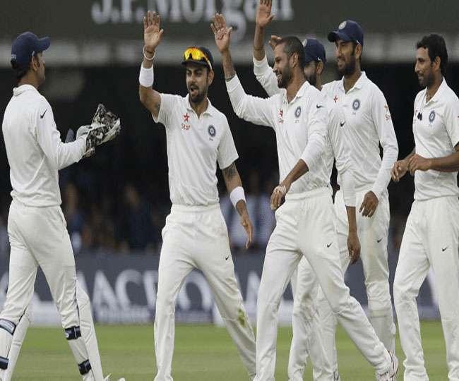 इस दौरे पर टेस्ट सीरीज में भारत व ऑस्ट्रेलिया की तरफ से दो-दो कप्तानों ने की थी कप्तानी