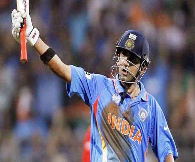 WC-11 Final में 97 रन ठोकने वाले गौतम गंभीर ने अंतरराष्ट्रीय क्रिकेट को अलविदा कहा