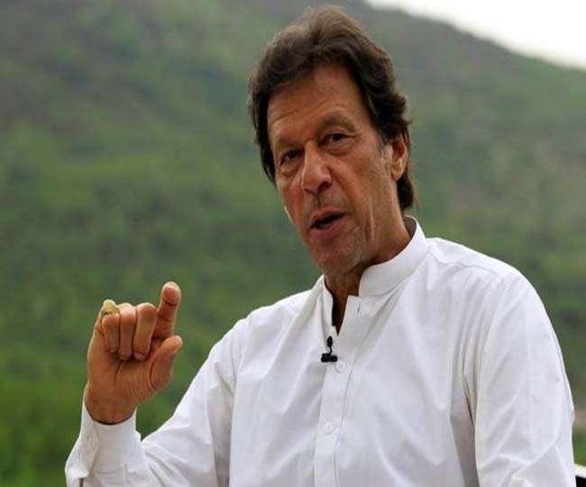 इमरान बोले, अटलजी ने कहा था- 2004 में BJP की हार न होती, तो हल हो जाता कश्मीर मसला