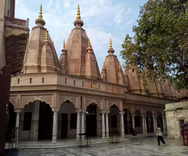 Goddess Temple of Panipat is unique example of religious architectural style