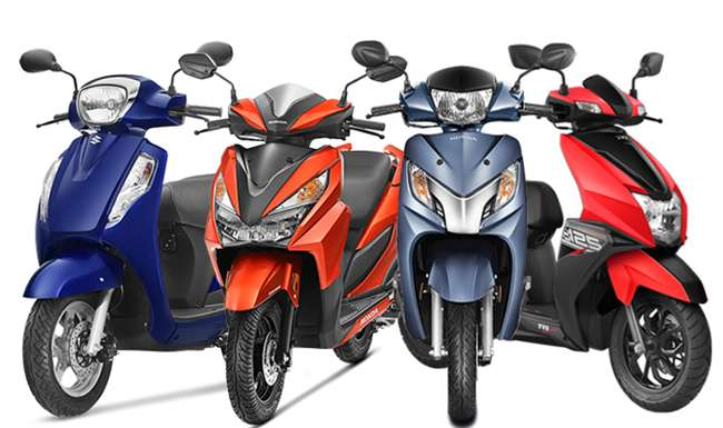 Best 125cc scooter in india for Mileage and power