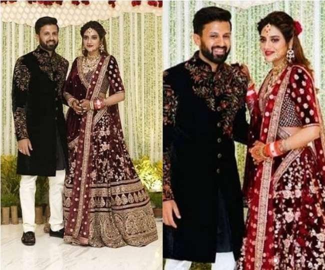 Nusrat Jahan Wedding Reception In Kolkata Mamata Banerjee Mimi Chakraborty Rimi Sen And Many Celebrities Attend Function See All Photos