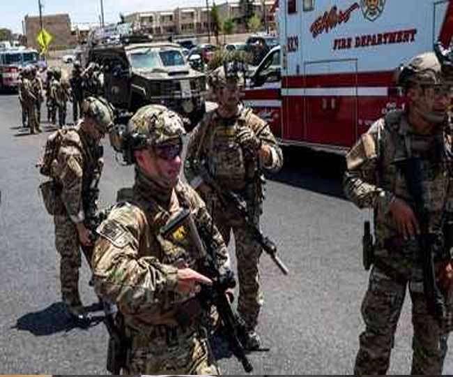 गोलीबारी से दहला अमेरिका, दो घटनाओं में 30 की मौत, 40 घायल