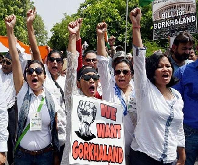गोरखालैंड आंदोलन खत्म करने में जुटी है पश्चिम बंगाल सरकार