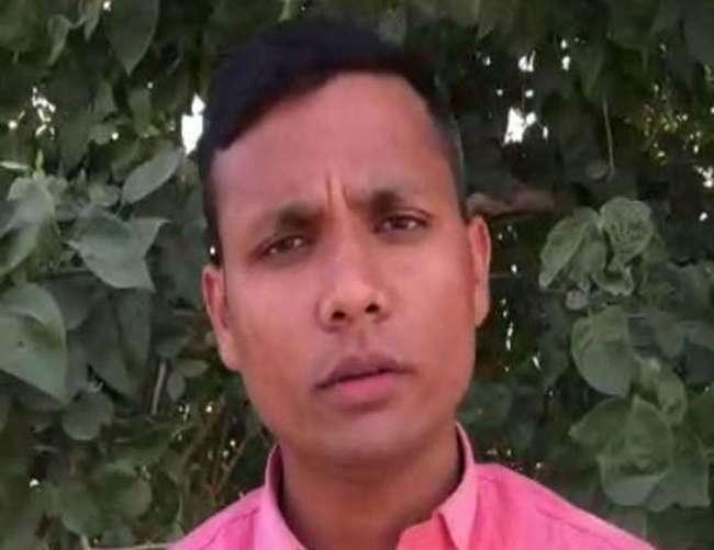 इंस्पेक्टर सुबोध की हत्या के मुख्य आरोपी ने जारी किया वीडियो, कहा- घटना के समय कोतवाली में था
