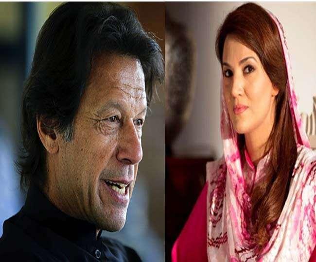 इमरान खान की पूर्व पत्नी ने छोड़ा पाकिस्तान, मिल रही थीं धमकियां