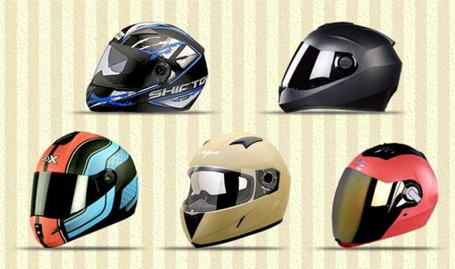 खरीदना चाहते हैं एक सेफ हेलमेट तो ये हैं 5 बेस्ट ऑप्शन, जानिये
