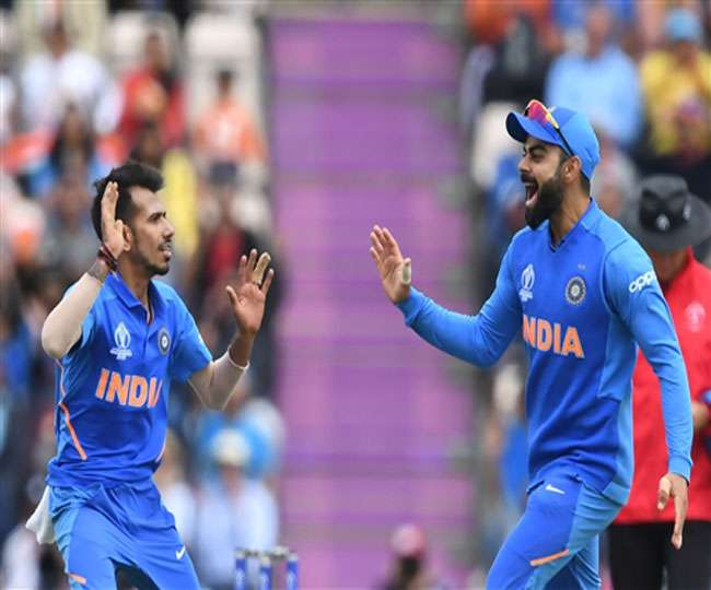 World Cup 2019 Yuzvendra Chahal told due to chess i am