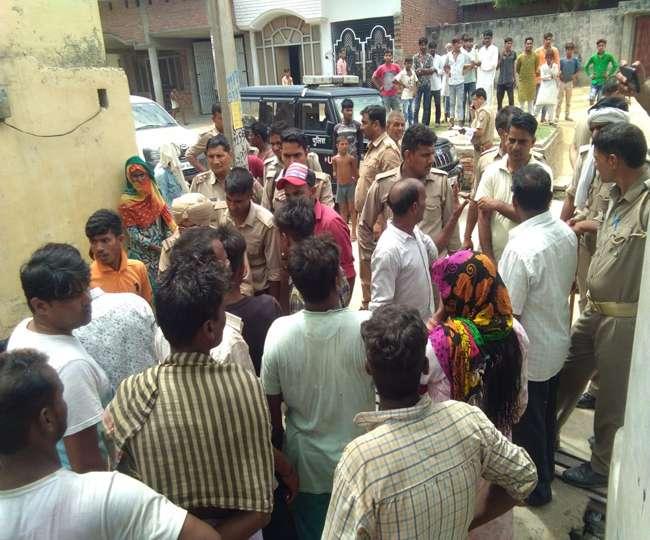रजवाहे में नहा रही युवतियों से छेड़छाड़,मारपीट के बाद साम्प्रदायिक तनाव Muzaffarnagar News