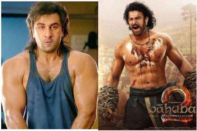 Box Office पर 'संजू' का एक और कारनामा, यहां कमाई में 'बाहुबली2' को दी शिकस्त