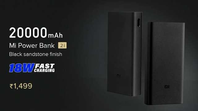 20,000mAh का Xiaomi Mi Power Bank 2i मात्र Rs 1499 में भारत में हुआ लॉन्च
