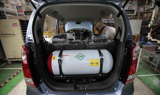 Company Fitted Cng Cars In Hyundai