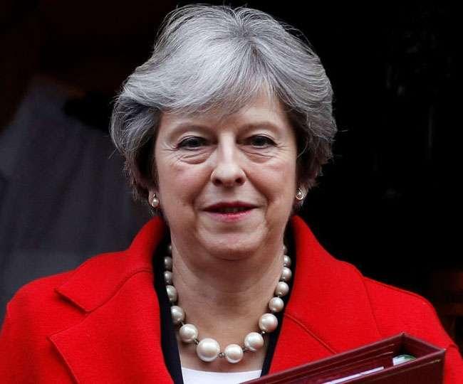 ब्रिटिश प्रधानमंत्री थेरेसा मे की हत्या की आतंकी साजिश नाकाम