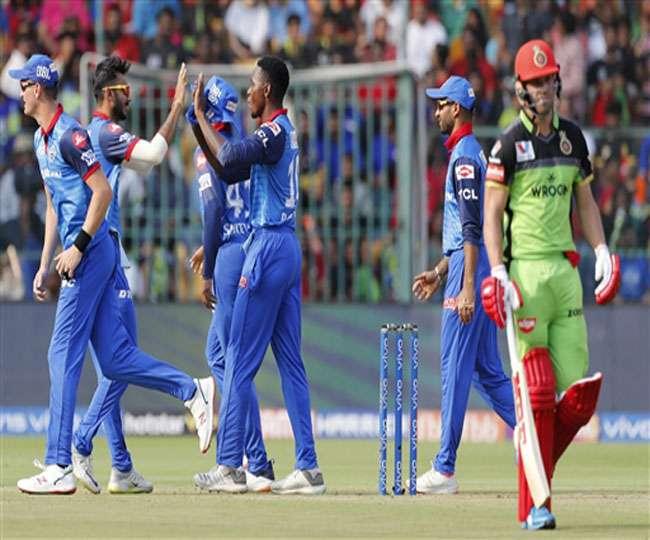 Image result for कगिसो रबाडा ने 21 रनों पर चार विकेट लिए।