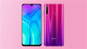 Honor 20 Lite Triple Rear Camera and Android Launch with 9 Pie, Learn Price