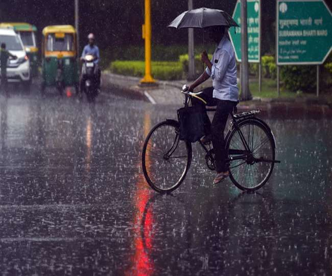 Weather Update heavy rain forecast in UP Punjab Kanpur and