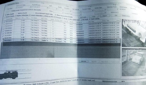 magistrate complaint